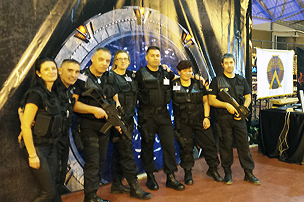 Stargate Legend - Friliolimpiadas 2014