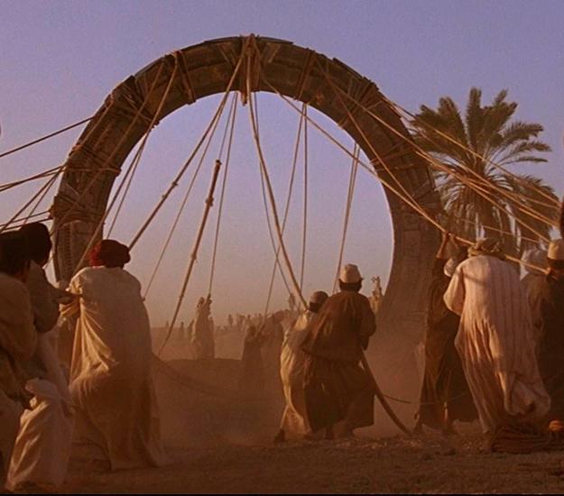 Descubriendo el Stargate