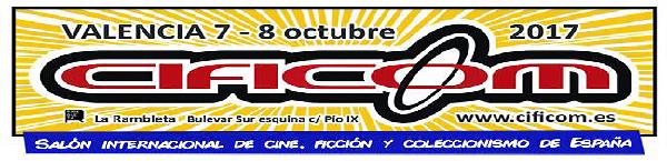 CIFICOM 2017 Valencia