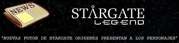 STARGATE ORIGENES