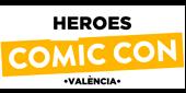 Heores Comic Con Valencia 2018