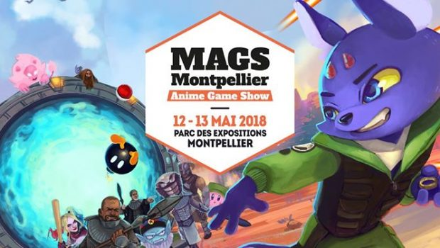 Montpellier Anime Game Show