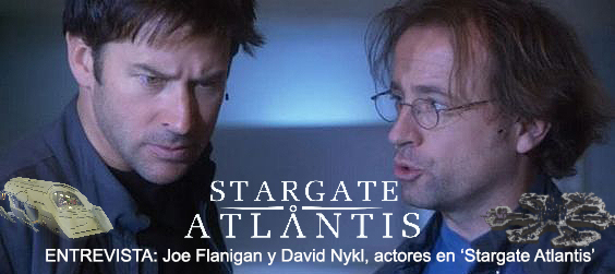 JOE FLANIGAN Y DAVID NYKL EN 'TOULOUSE GAME SHOW SPRING BREAK 2018'.