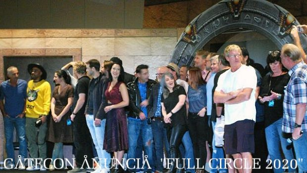 "GATECON ANUNCIA EL EVENTO ""FULL CIRCLE"" PARA 2020"